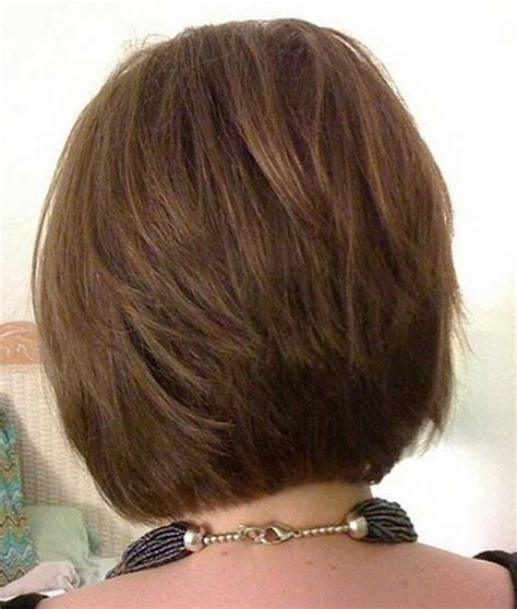 Medium Stacked Hairstyles by Medium Length Stacked Bob Hairstyle Hairstyle 2013