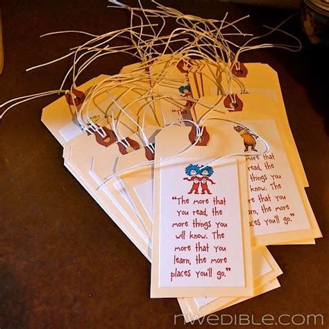 the baby favor books bookmarks baby shower ideas