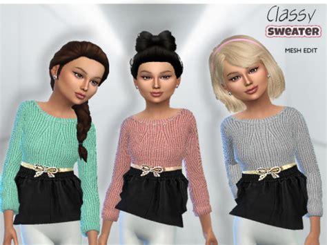 sims 4 child cc tumblr sims 4 kid clothes tumblr