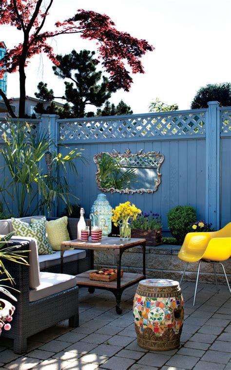 Eclectic Garden Decor by 25 Eclectic Outdoor Design Ideas Decoration
