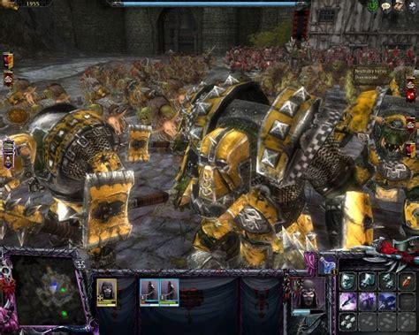 Warhammer Mark Of Chaos скачать торрент бесплатно на Pc