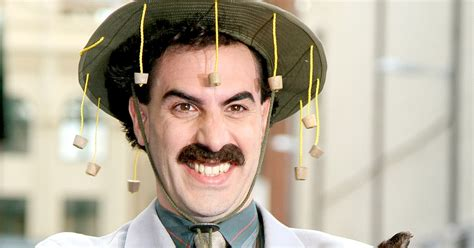 Split House sacha baron cohen fbi was compiling a file during borat