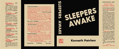 Sleepers Awake by Search Results For Author Kenneth Patchen