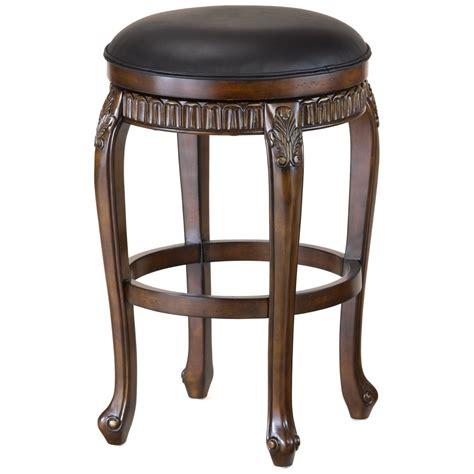 30 backless bar stools hillsdale fleur de lis 30 in backless swivel bar stool