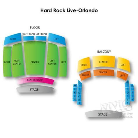 rock live seating map rock live orlando tickets rock live