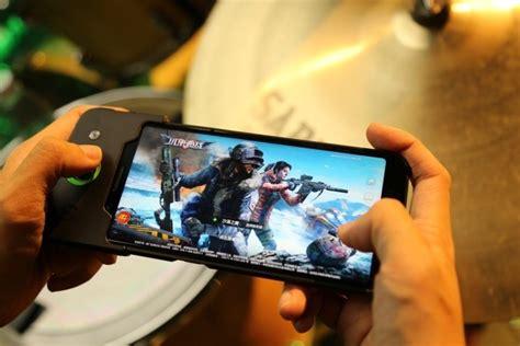 mobile phone gaming xiaomi s 480 black shark gaming phone is designed to take