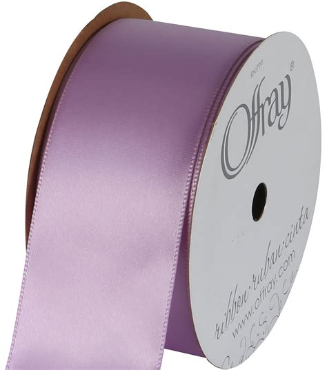 Ribbon 2 In 1 offray single satin ribbon 1 1 2 12 jo