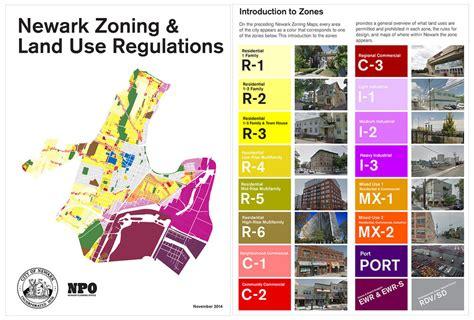layout of land use newark zoning land use regulations nzlur hector