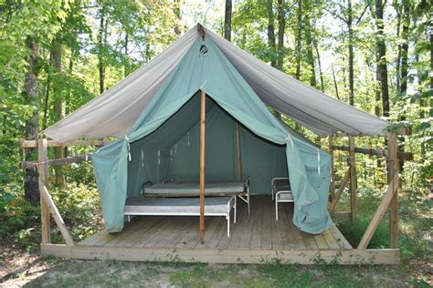 platform tent platform tents are great gling pinterest cs tent and platform
