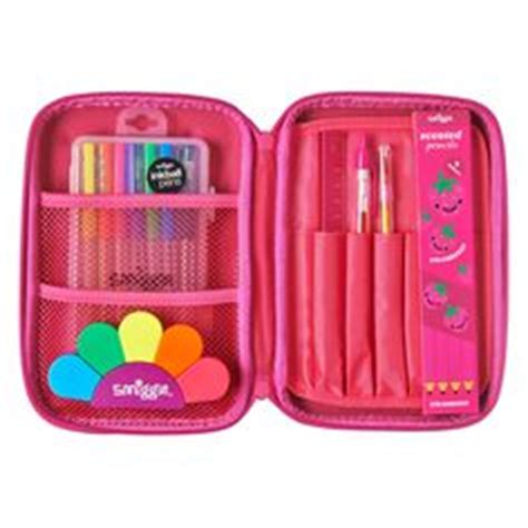 Smiggle Pastel Scented Gel Pens X 7 Pulpen Smiggle crayon stylus smiggle tech stuff stylus