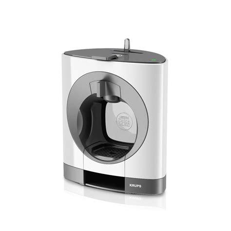 Krups Coffee Machine krups dolce gusto oblo white multi drink coffee machine