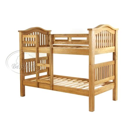 Vancouver Bunk Beds Vancouver Oak Bunk Bed Solid Oak Bunk Bed