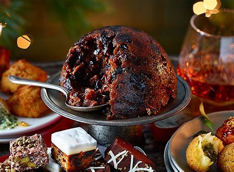 m spencer christmas food gifts pudding recipe m s