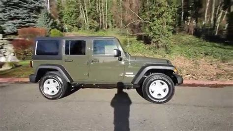 tank green jeep 2015 jeep wrangler unlimited sport tank fl577321