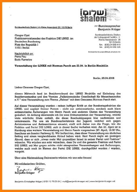 Offizieller Brief Vorlage Pdf ziemlich curriculum schreibvorlage zeitgen 246 ssisch