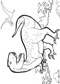 rex dinosaur coloring pages kids kids activity sheets dinosaur