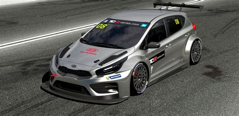 Rally Auto Group Kia by Stard At Automotive Motorsport Research