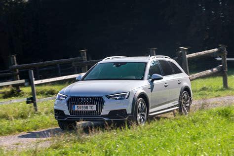 Audi A4 Allroad 3 0 Tdi by Test Audi A4 Allroad Quattro 3 0 Tdi Alles Auto
