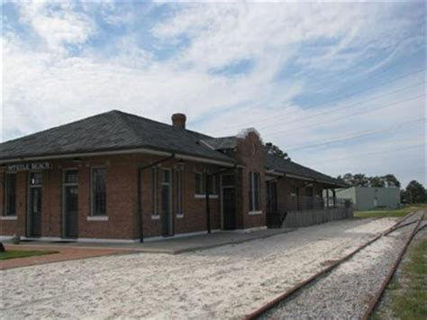 myrtle atlantic coast line railroad station myrtle