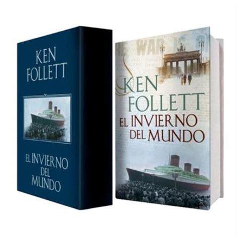 el invierno del mundo 8490328153 el invierno del mundo estuche ken follett comprar libro en fnac es