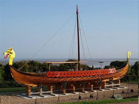 viking long boat scandinavian invasions of britain