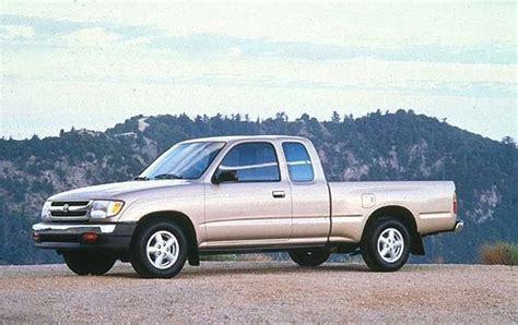 car maintenance manuals 1999 toyota tacoma navigation system maintenance schedule for 1999 toyota tacoma openbay
