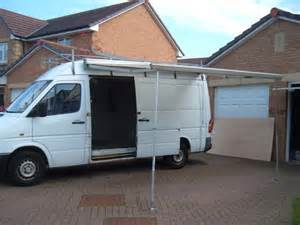 Awnings For Vans by R Reg Merc Sprinter 308 Race With Gh Awning