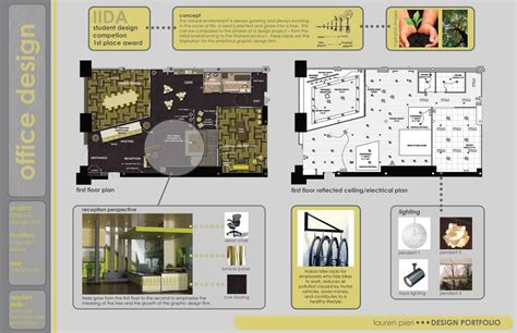 purdue interior design portfolio pieri archinect