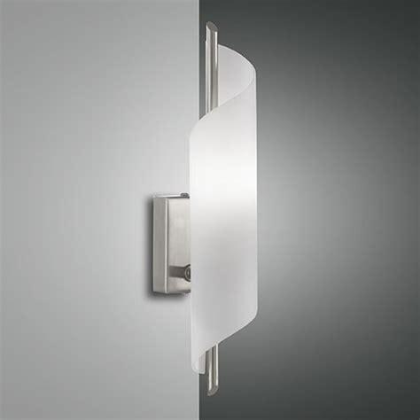 Wandleuchte Mit Schalter by Moderne Wandleuchte Mit Geschwungenem Glas Schalter