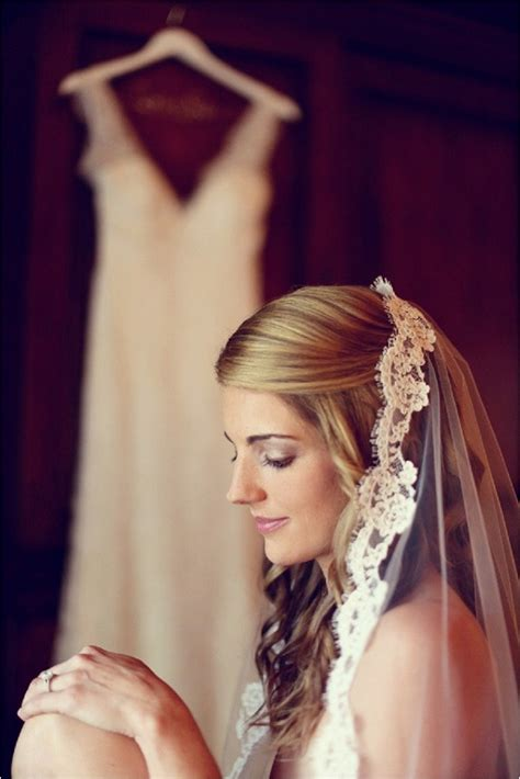 hairstyles with mantilla veil how to wear a mantilla veil on your wedding day