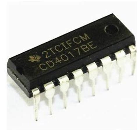 integrated circuit 4017 price 20pcs cd4017 cd4017be 4017 dip 16 decade counter divider ic ebay