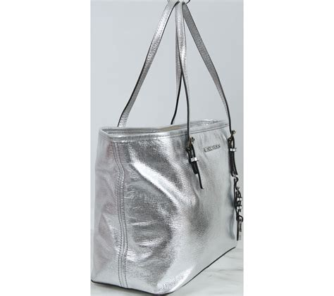 Tas Mk Kors Gracie Taiga Set Dompet michael kors silver shoulder bag