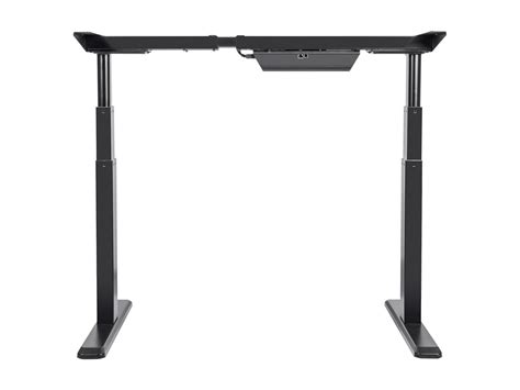sit stand dual motor height adjustable desk frame sit stand dual motor height adjustable desk frame