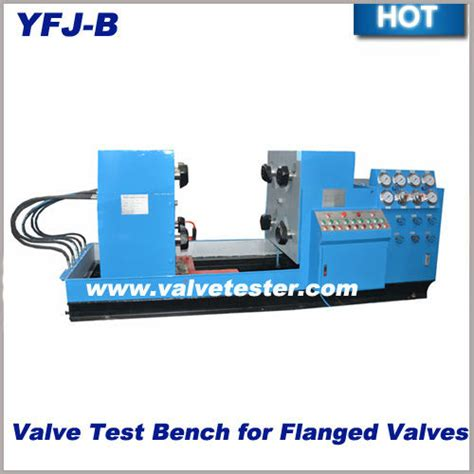 hydrostatic test bench valve test bench valve test bench products valve test