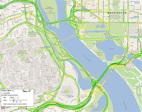 dc traffic map edward tufte forum maps moving in time a standard of excellence for data displays