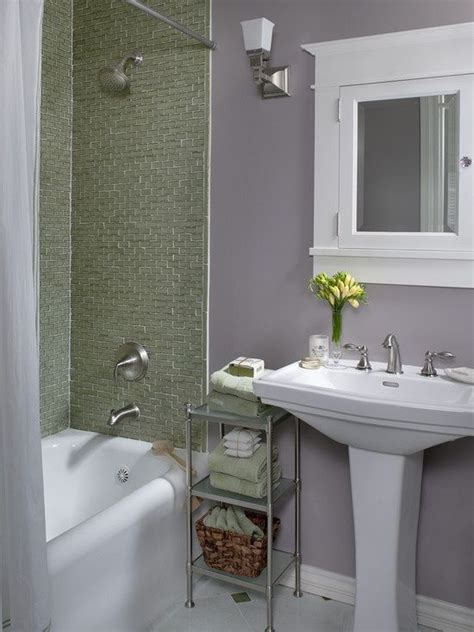 purple gray bathroom pin by april parks on for the home