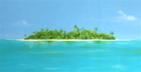 paint island related keywords suggestions for island paintings