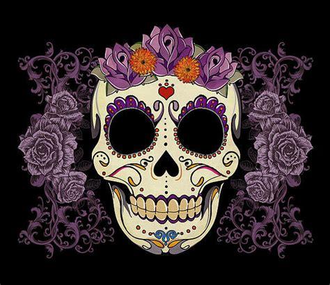 imagenes vectoriales calaveras calaveras mexicanas sugar skull imagenes ii taringa