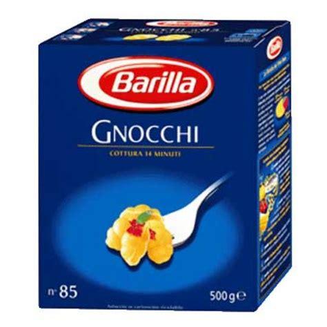 Barilla Gnocchi N 85 500gr barilla gnocchi n 85