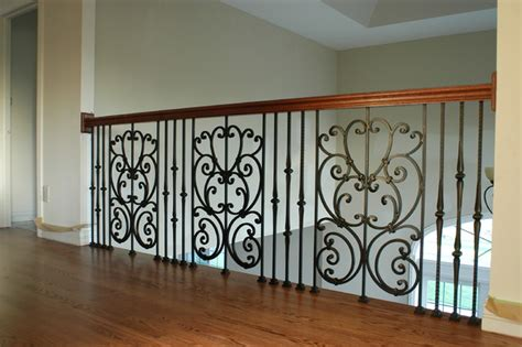 Wrought Iron Pickets Wrought Iron Baluster Upgrade