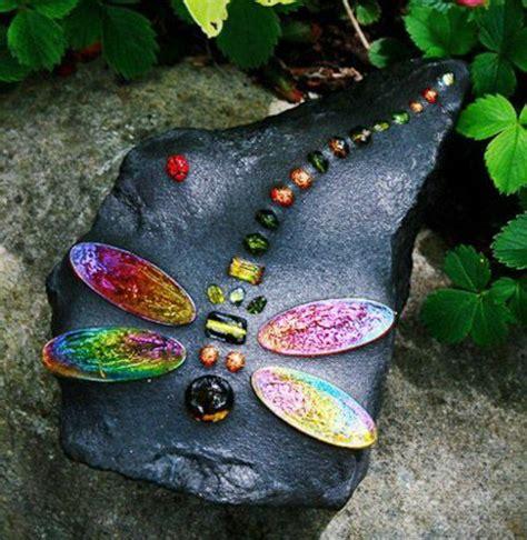 Garten Deko Mosaik by Mosaik Basteln Stein Mosaik Im Garten Gartendeko