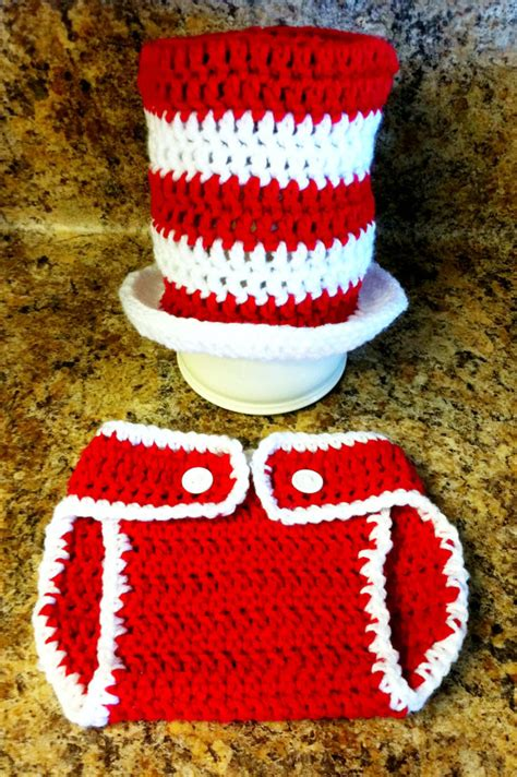 crochet pattern cat in the hat cute as pie designs cat in the hat crochet pattern