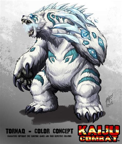 7 Awesome Monsters To Be This by Kaiju Combat Monsters Awesome Fighting