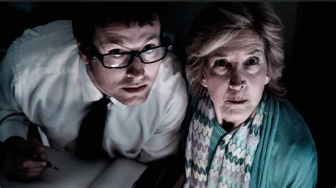 leigh whannell and angus sson movie review insidious 3 a better sequel amazing stories