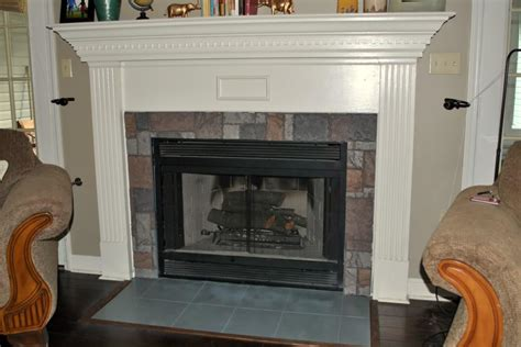 Painting Slate Fireplace by For Fireplace Fireplace Designs