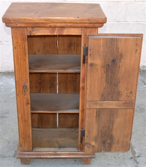 small cupboard 19th century primitive for sale at
