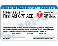bls healthcare provider card template replacement cpr aid card