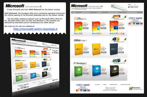 Http Microsoft 29 05 2012 A New Microsoft Site For The Italian Market