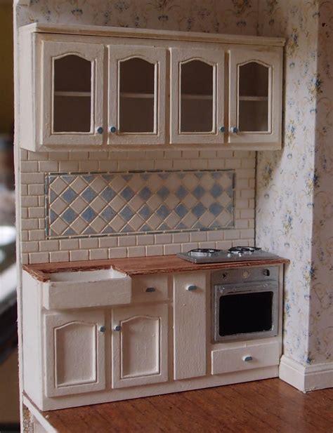 miniature dollhouse kitchen furniture 2018 1 24 scale miniature dollhouse furniture kit chantilly kitchen