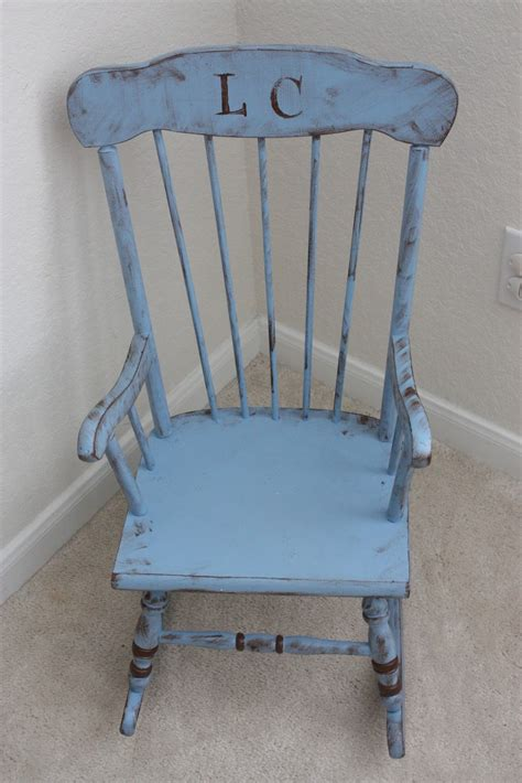 Homemade Rocking Chair by Brown Turquoise Diy Baby Rocking Chair Part Ii